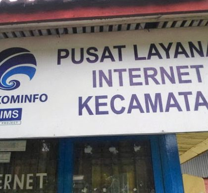 PLIK Akan Menyambungkan 1987 Titik Akses Internet