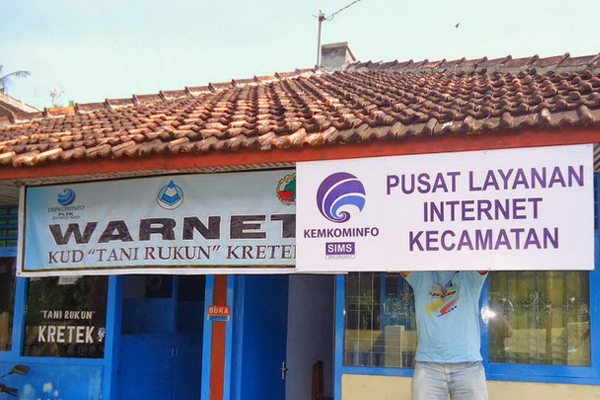 Induk KUD Rambah Pelayanan Internet di Seluruh Kecamatan