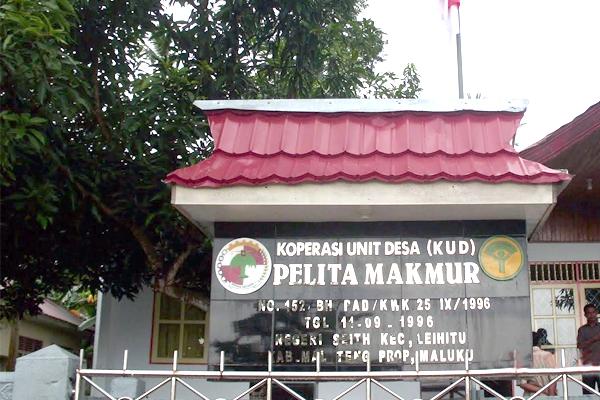 Tahun 2012, SHU KUD Pelita Makmur Naik 8,38 Persen