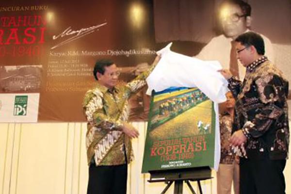 Prabowo: Reformasi sudah kebablasan dan salah jalan