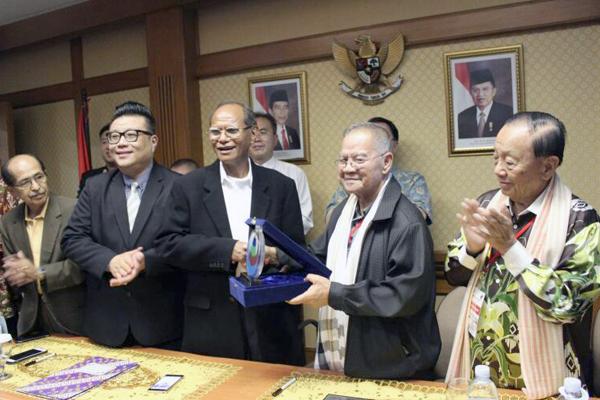 Kunjungan Pertubuhan Peladang Negeri Terengganu