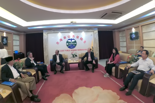 Kunjungan Kerja Pengurus Induk KUD ke China