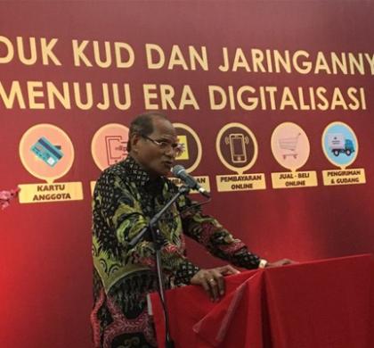 Digitalisasi Induk KUD Perkuat Jaringan di Nusantara
