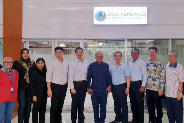 Induk KUD Mengembangkan Bank Perkreditan Rakyat (BPR)
