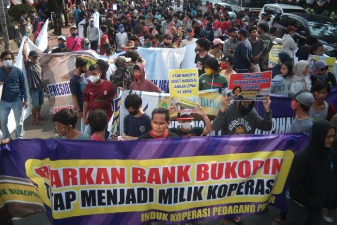 Tolak Penjualan Bank Bukopin, Induk KUD Siap Mobilisasi Dana